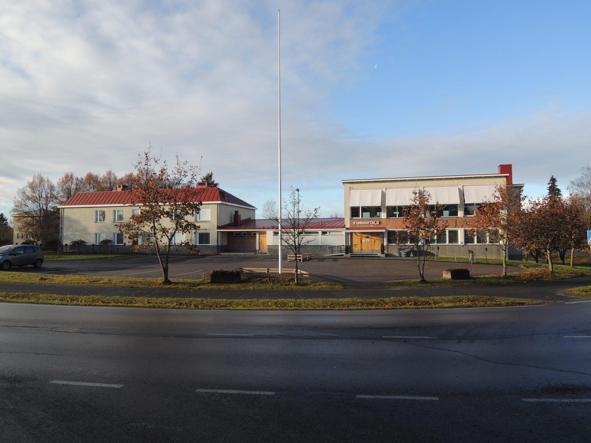 Lapin kunnantalo
