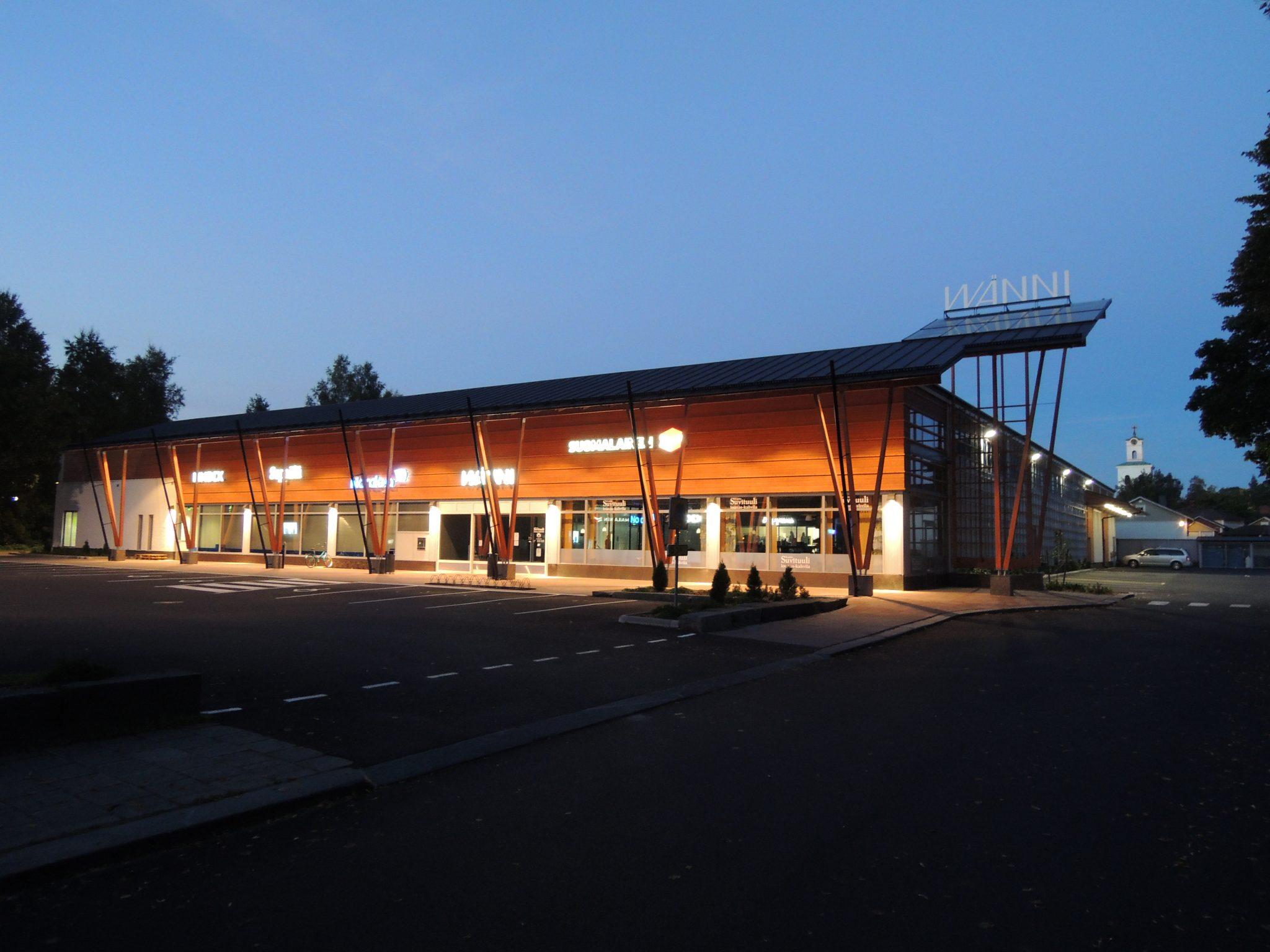 Liikekeskus Wänni