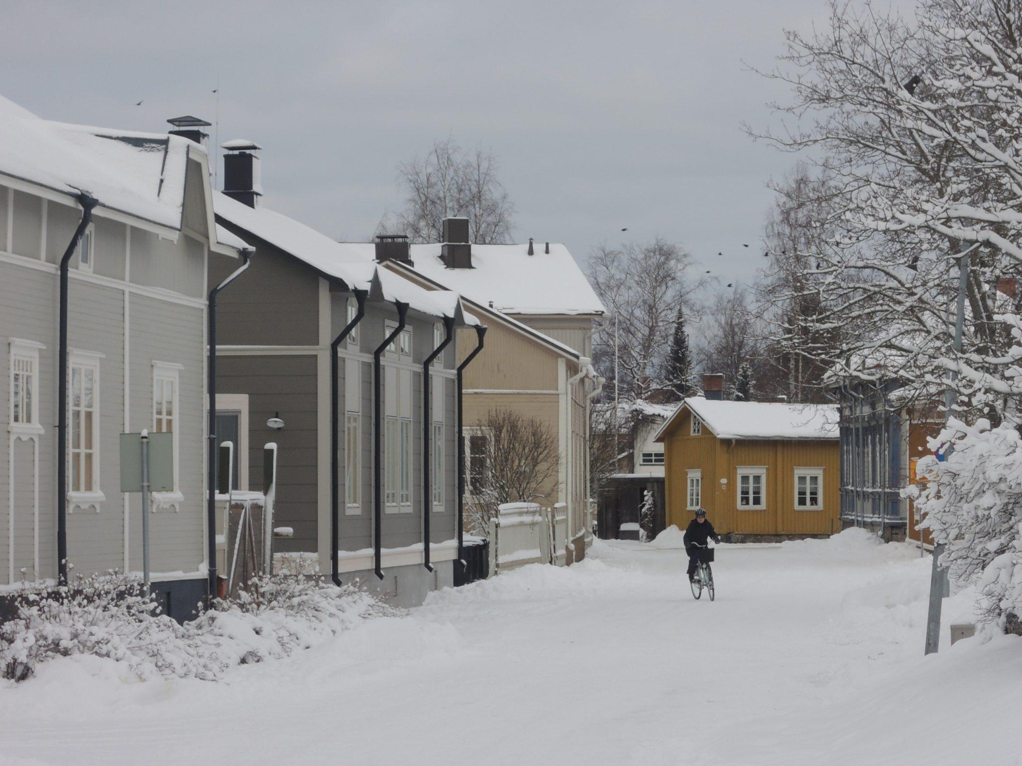 Tullivahe Vanha Rauma